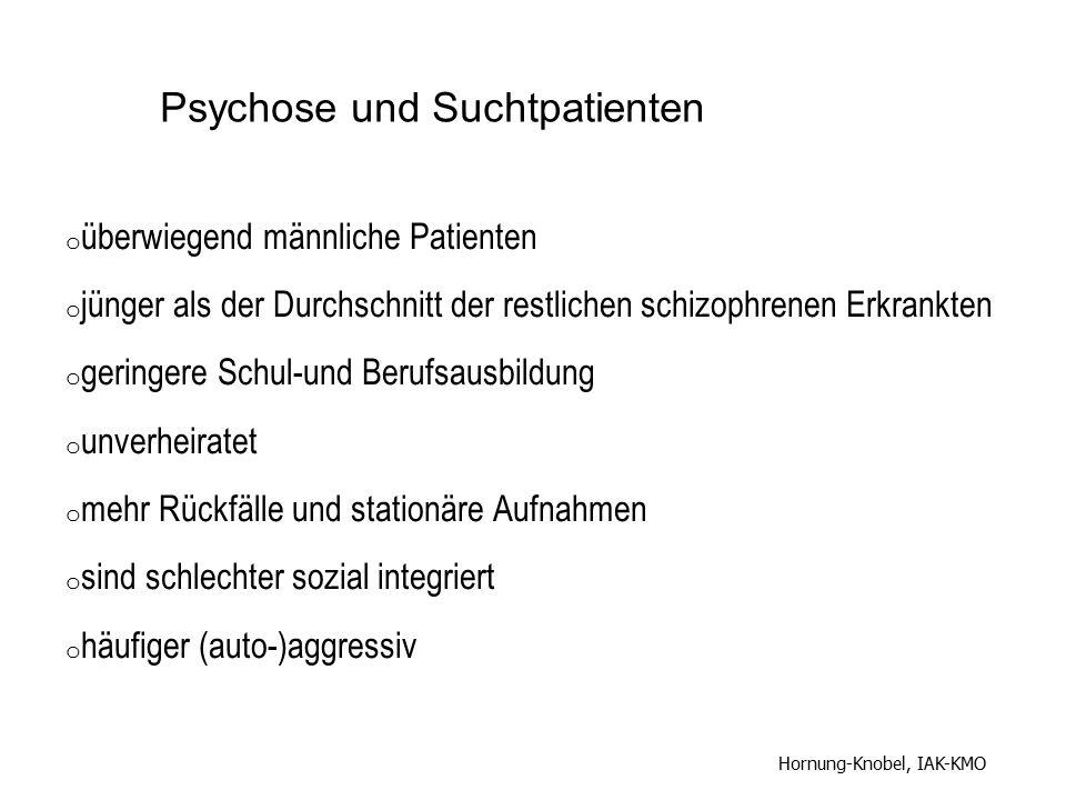 Psychose und Suchtpatienten