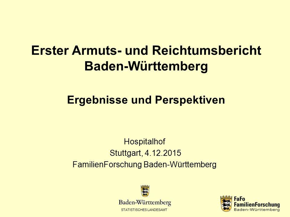 Hospitalhof Stuttgart, 4.12.2015 FamilienForschung Baden-Württemberg