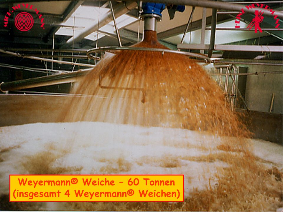 Weyermann® Weiche – 60 Tonnen (insgesamt 4 Weyermann® Weichen)