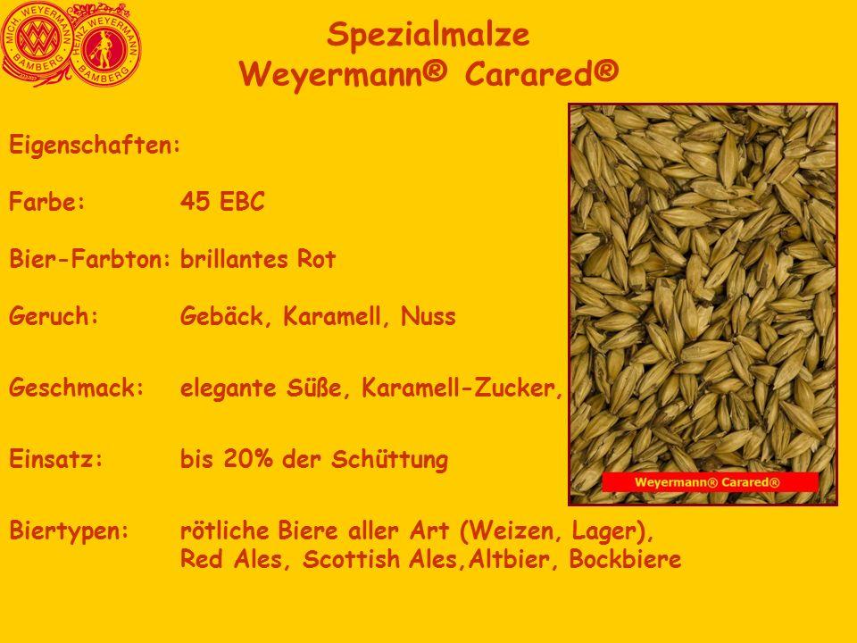 Spezialmalze Weyermann® Carared®