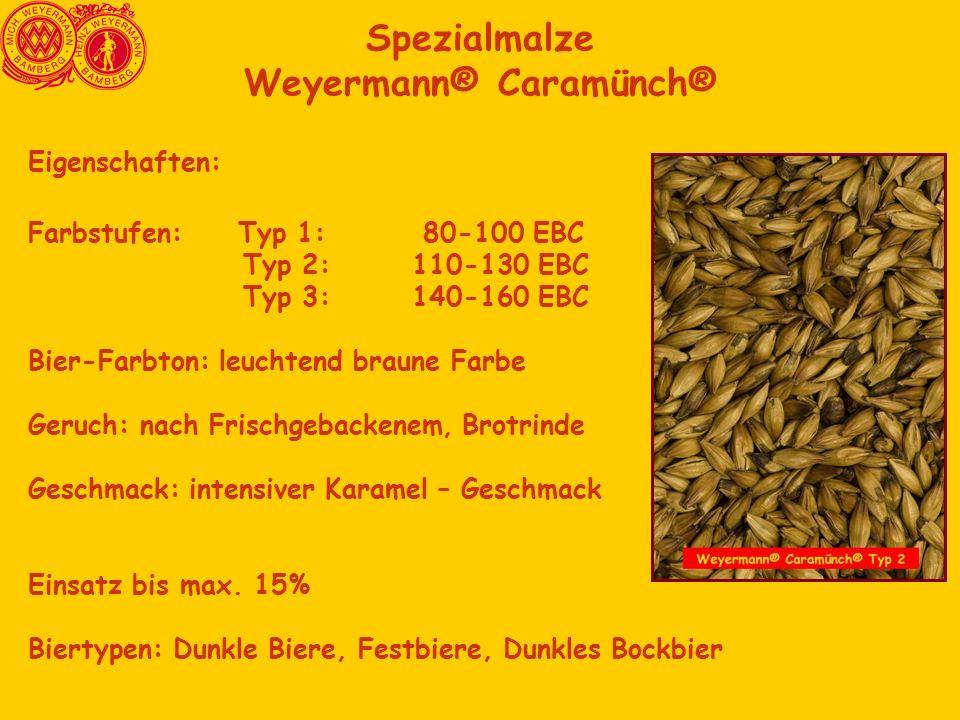 Spezialmalze Weyermann® Caramünch®