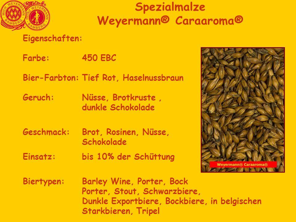 Spezialmalze Weyermann® Caraaroma®