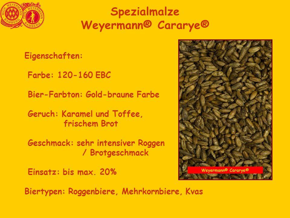 Spezialmalze Weyermann® Cararye®