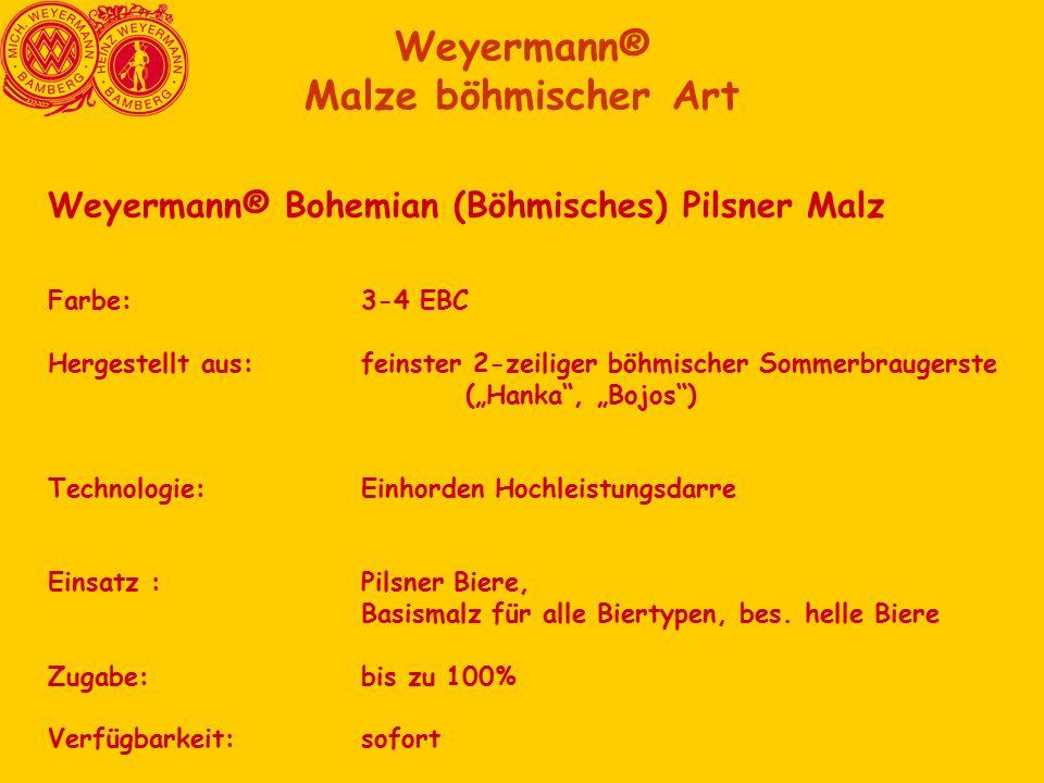 Weyermann® Malze böhmischer Art