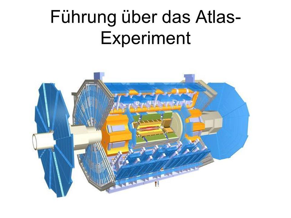 Führung über das Atlas- Experiment