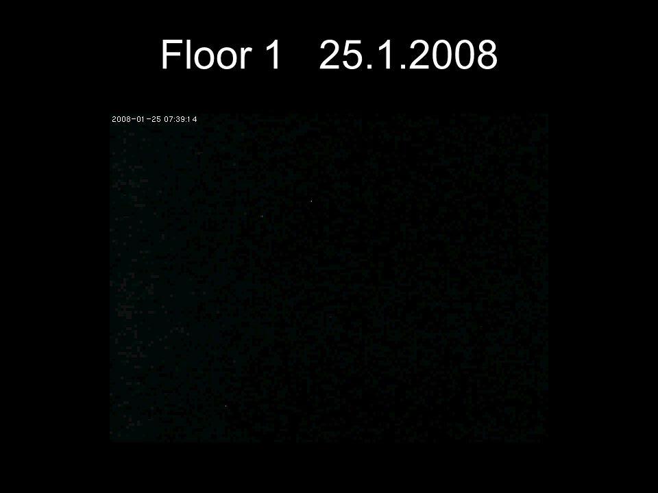 Floor 1 25.1.2008