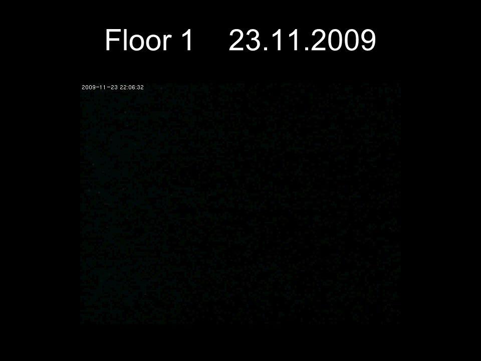 Floor 1 23.11.2009