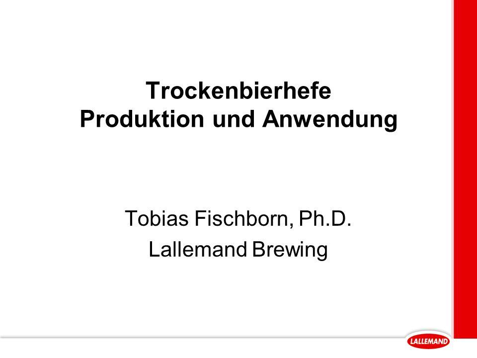 Trockenbierhefe Produktion und Anwendung
