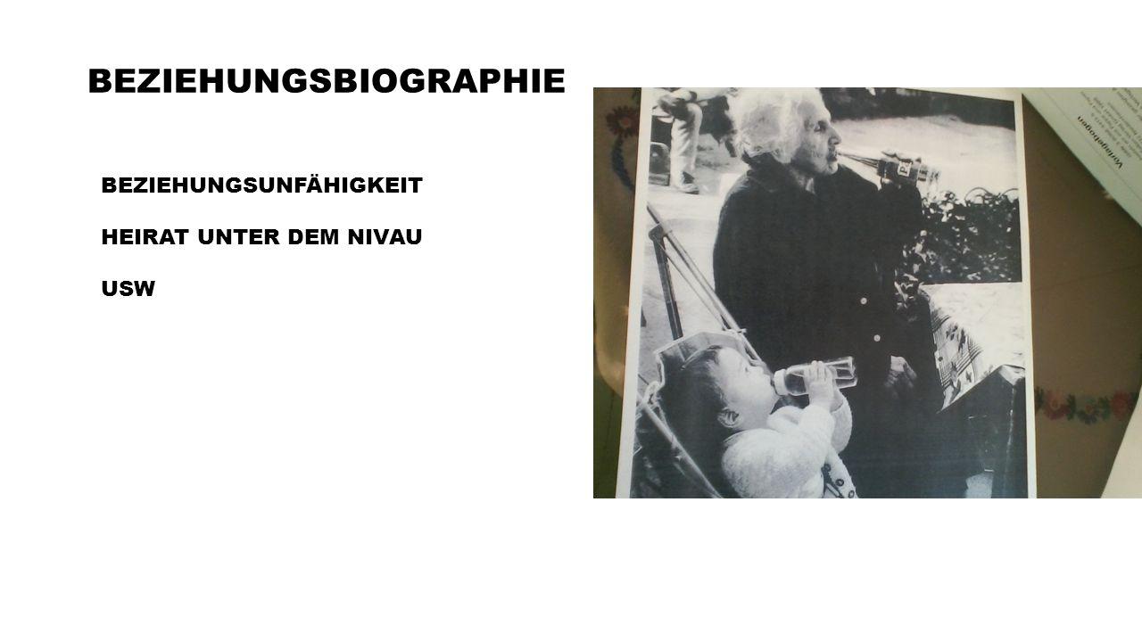 BEZIEHUNGSBIOGRAPHIE