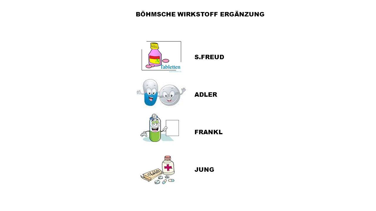 BÖHMSCHE WIRKSTOFF ERGÄNZUNG
