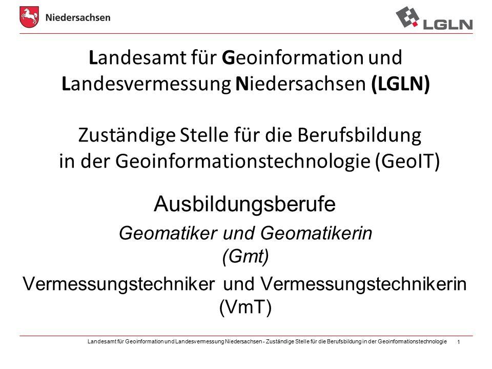 Landesamt für Geoinformation und Landesvermessung Niedersachsen (LGLN)