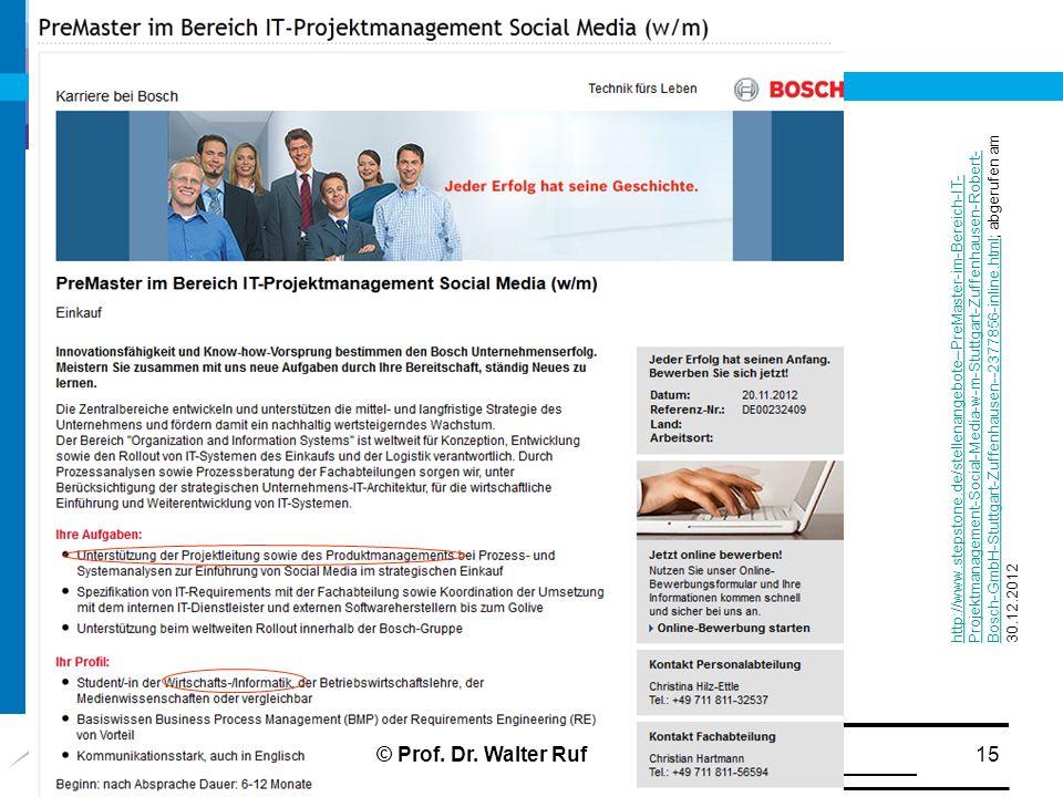 http://www.stepstone.de/stellenangebote--PreMaster-im-Bereich-IT-Projektmanagement-Social-Media-w-m-Stuttgart-Zuffenhausen-Robert-Bosch-GmbH-Stuttgart-Zuffenhausen--2377856-inline.html; abgerufen am 30.12.2012