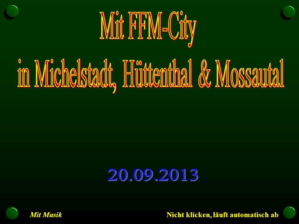 in Michelstadt, Hüttenthal & Mossautal