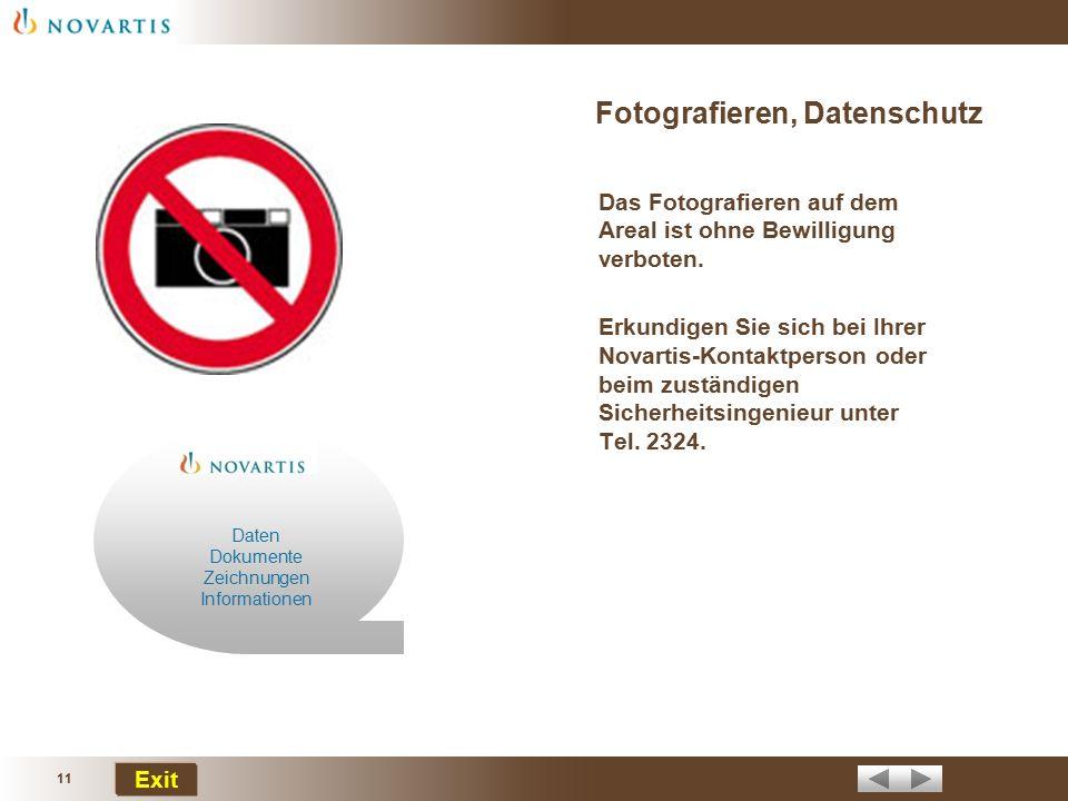 Fotografieren, Datenschutz