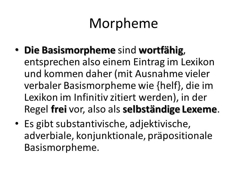 Morpheme
