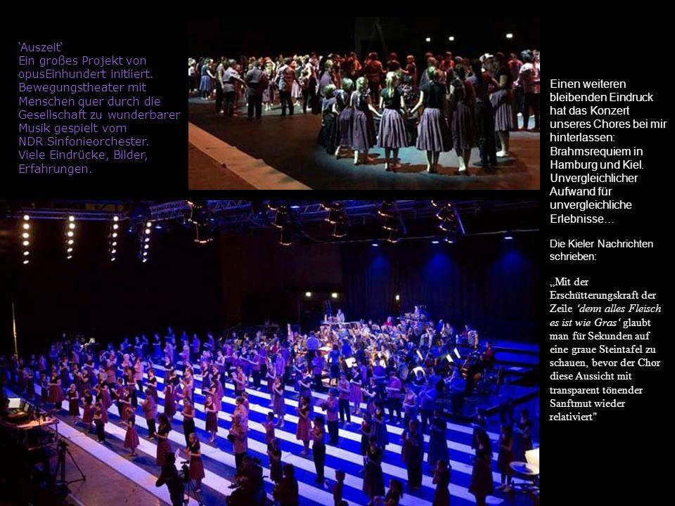 NDR Sinfonieorchester. Viele Eindrücke, Bilder, Erfahrungen.