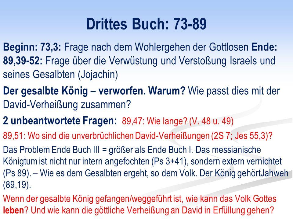 Drittes Buch: 73-89