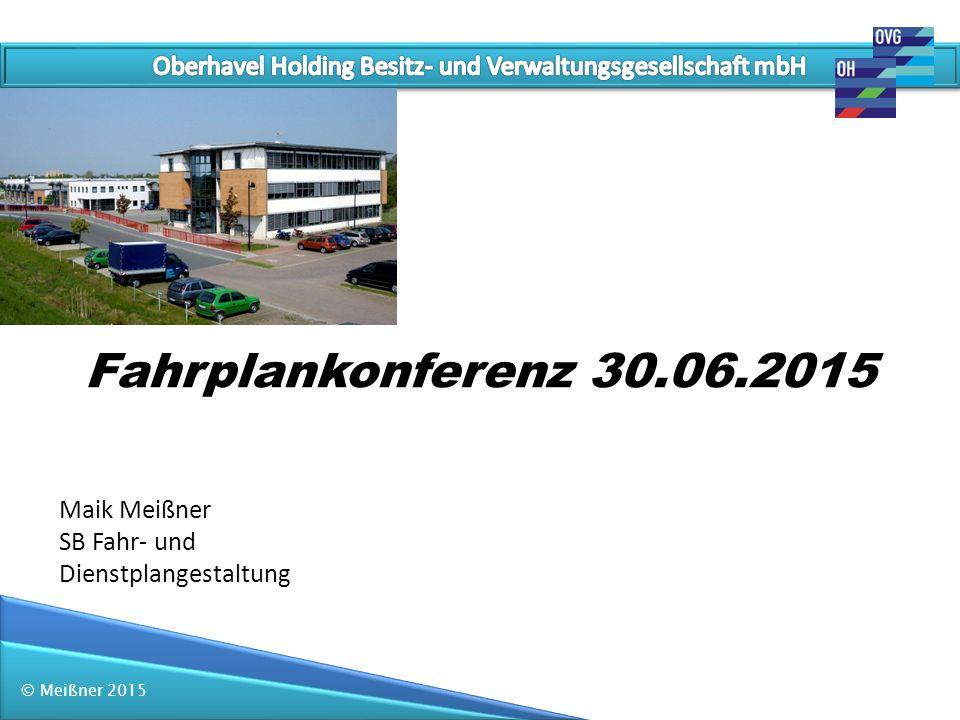 Oberhavel Holding Besitz- und Verwaltungsgesellschaft mbH