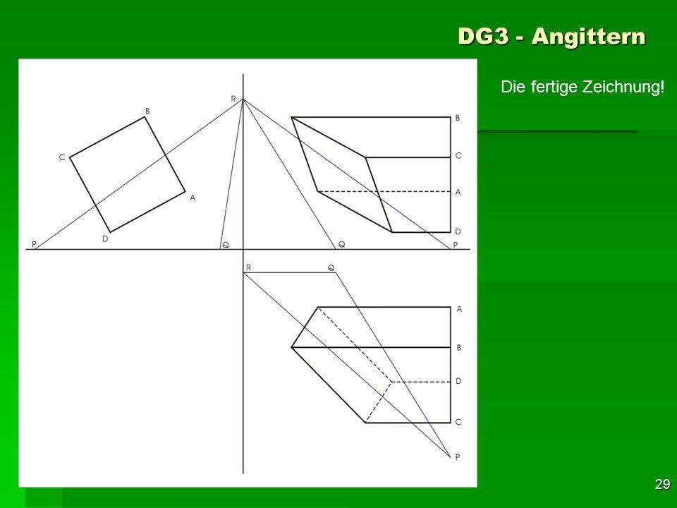 DG3 - Angittern Die fertige Zeichnung! 62 F