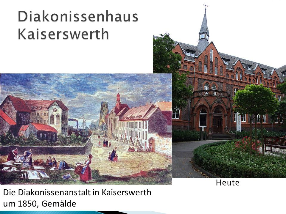 Diakonissenhaus Kaiserswerth