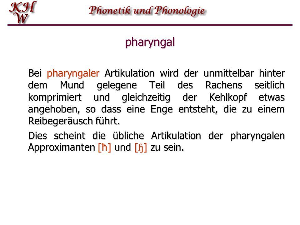 pharyngal