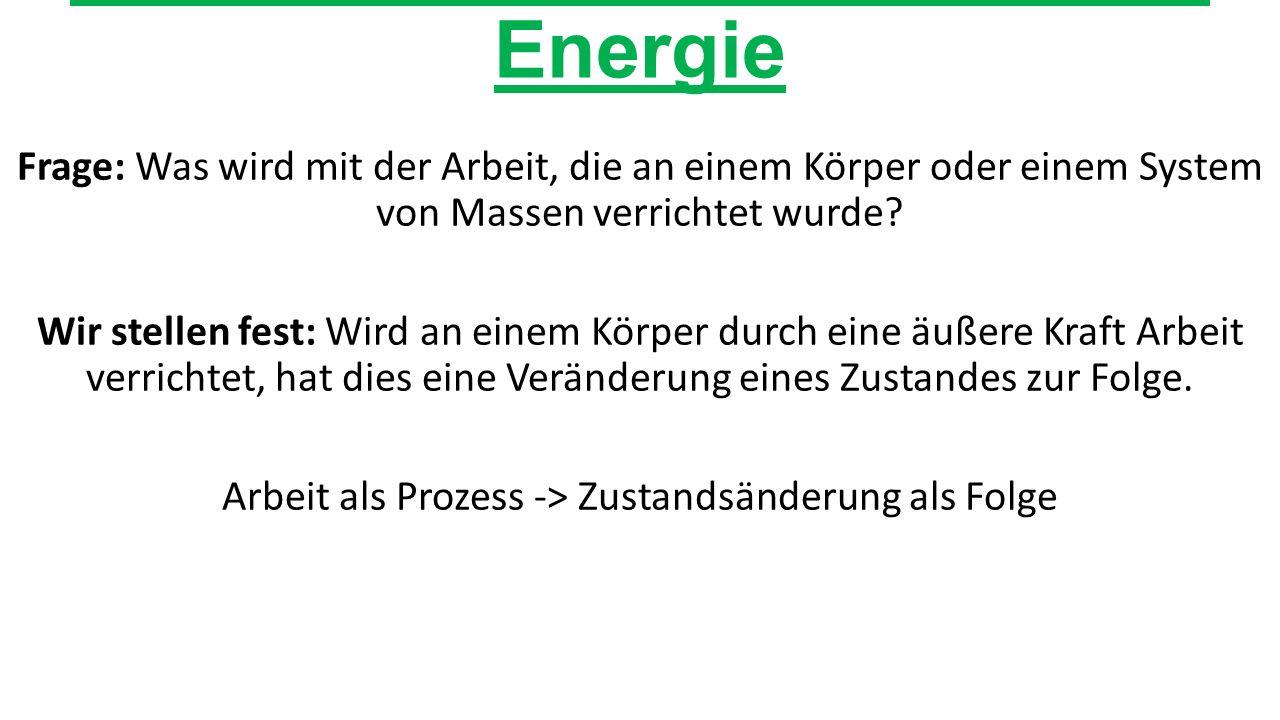 3.2. Potentielle und kinetische Energie