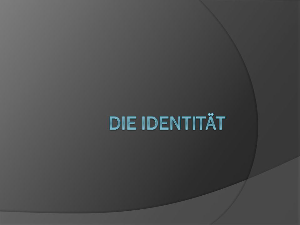Die Identität