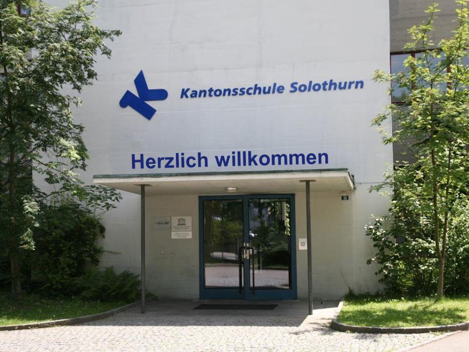 Herzlich willkommen KS Solothurn KSSO Stefan Zumbrunn-Würsch, Direktor