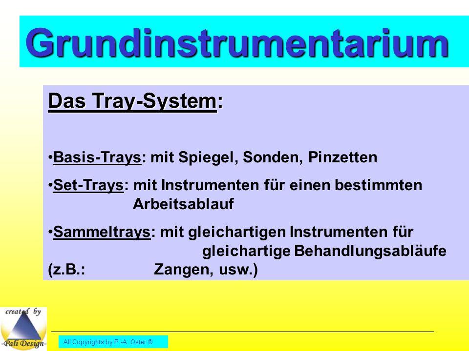 Grundinstrumentarium