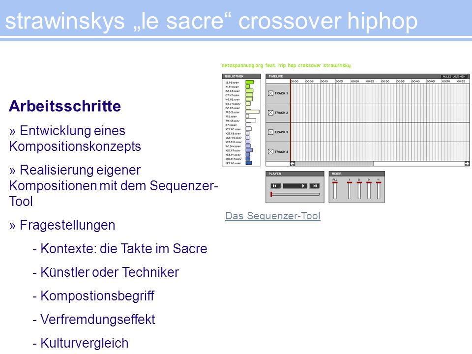 "strawinskys ""le sacre crossover hiphop"