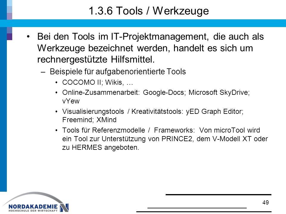 1.3.6 Tools / Werkzeuge