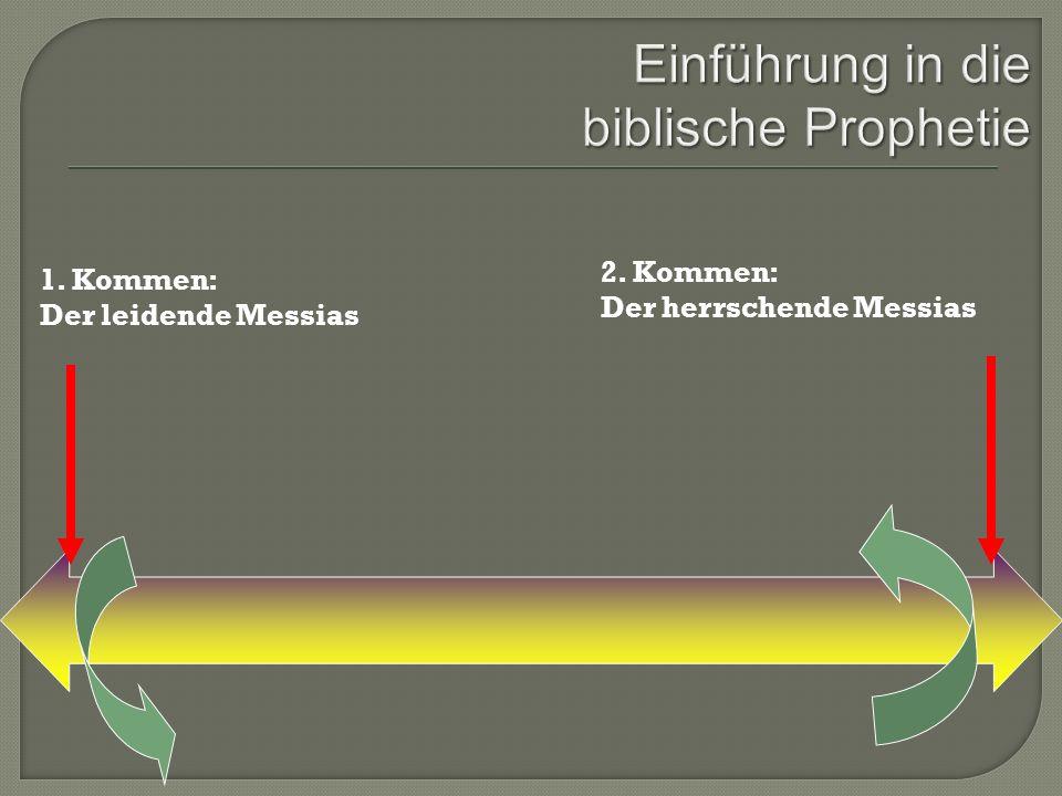 Einführung in die biblische Prophetie