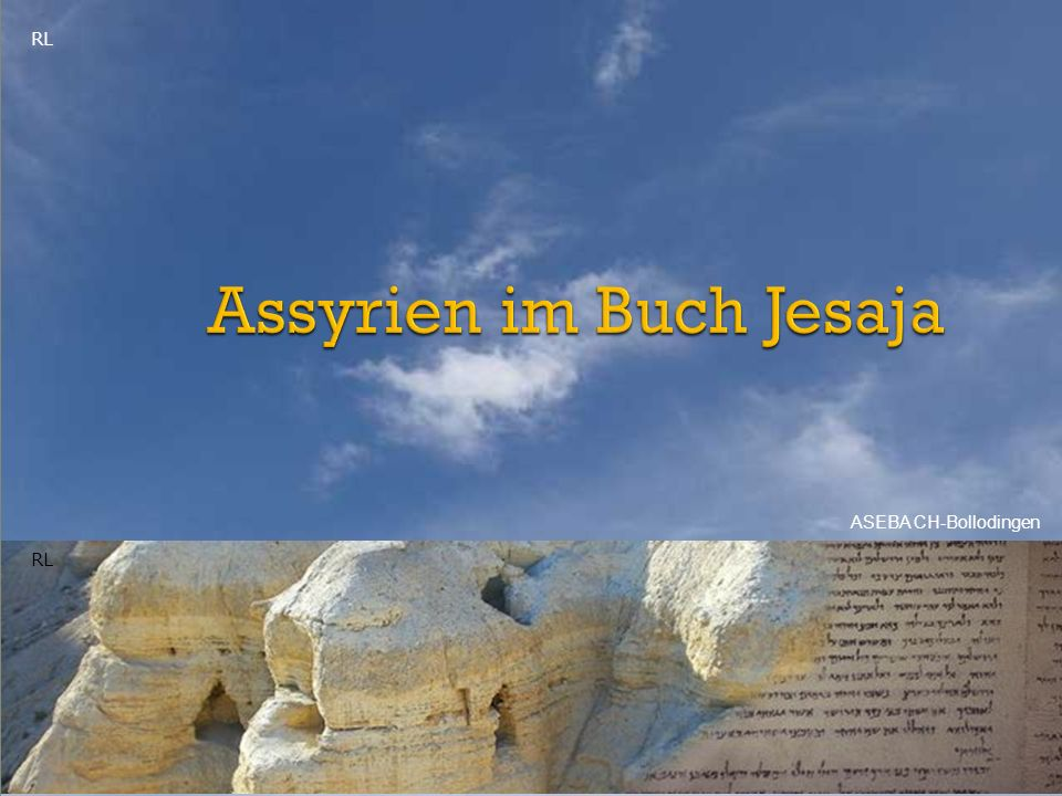 Assyrien im Buch Jesaja