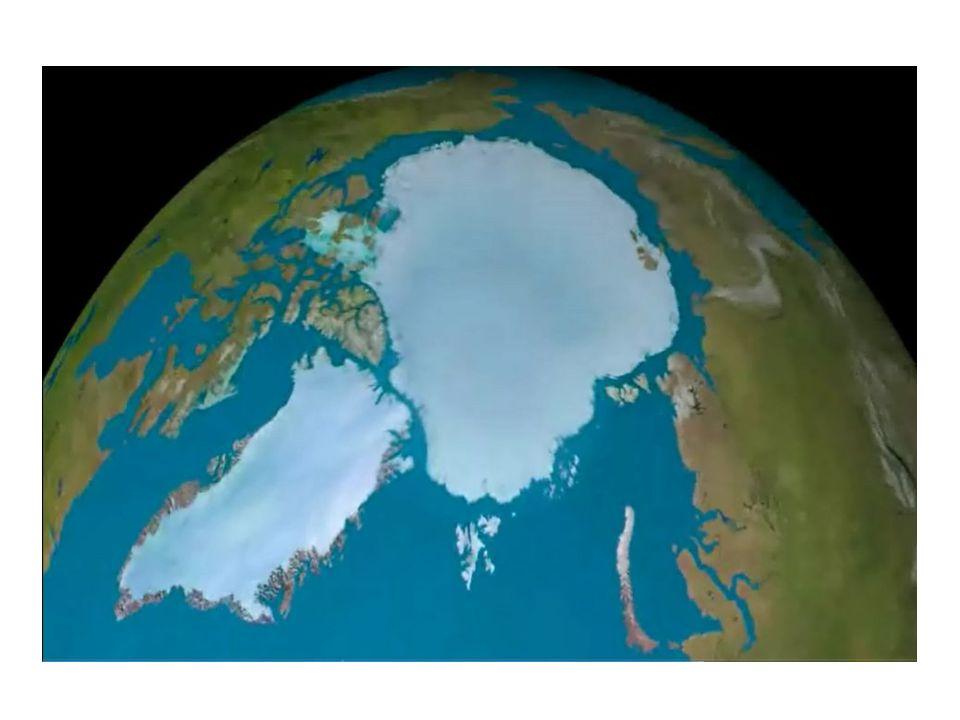 Jetzt schauen wir uns den Norden unserer Erde mal genauer an