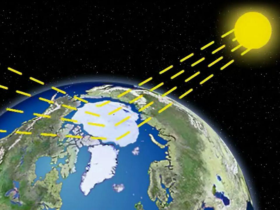 Wenn das Eis um die Pole schmilzt, dann kommt es jedoch nicht nur zu einem Anstieg des Meereswasserspiegels.