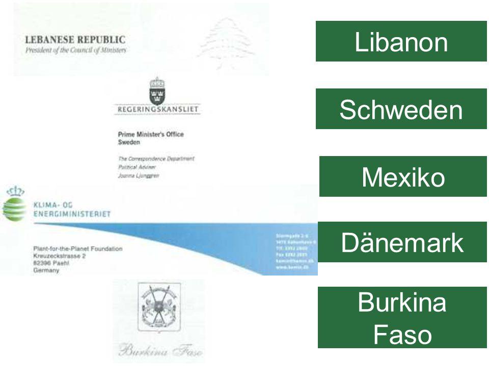 01/29/10 Libanon Schweden Mexiko Dänemark Burkina Faso 80