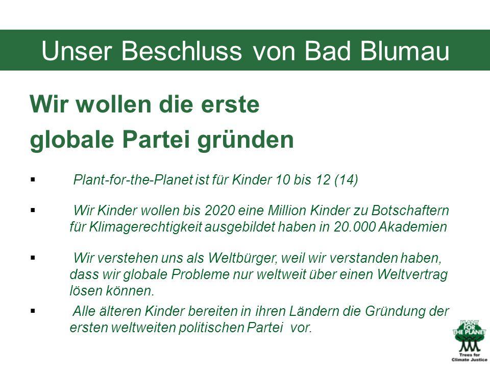 Unser Beschluss von Bad Blumau