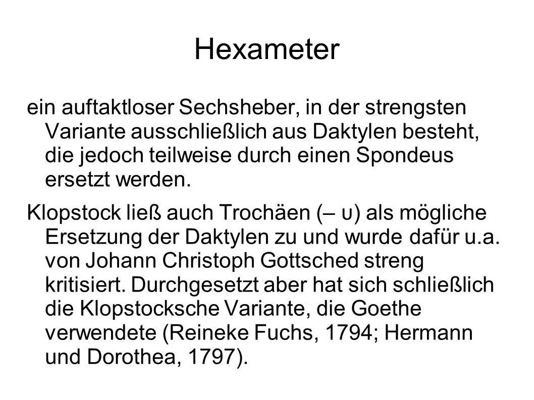 Hexameter