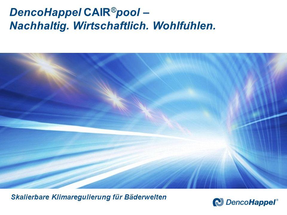 DencoHappel CAIR®pool – Nachhaltig. Wirtschaftlich. Wohlfühlen.