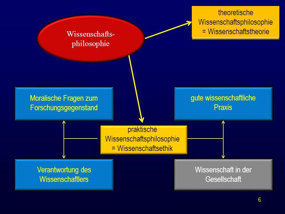 theoretische Wissenschaftsphilosophie = Wissenschaftstheorie