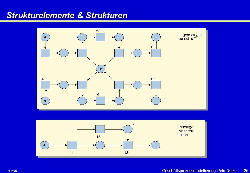 Strukturelemente & Strukturen