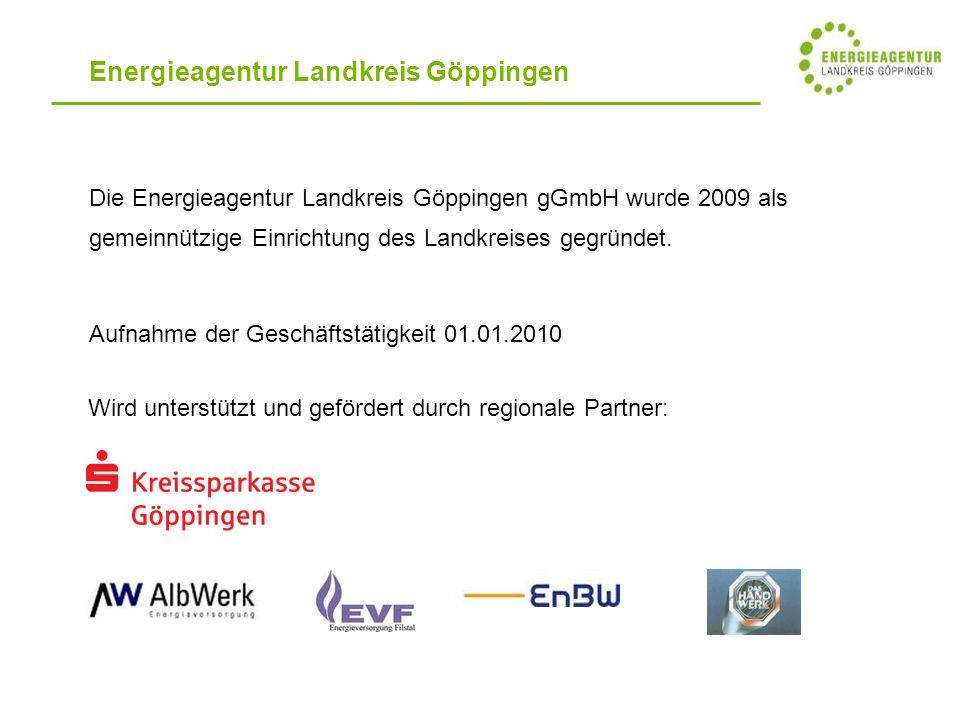 Energieagentur Landkreis Göppingen