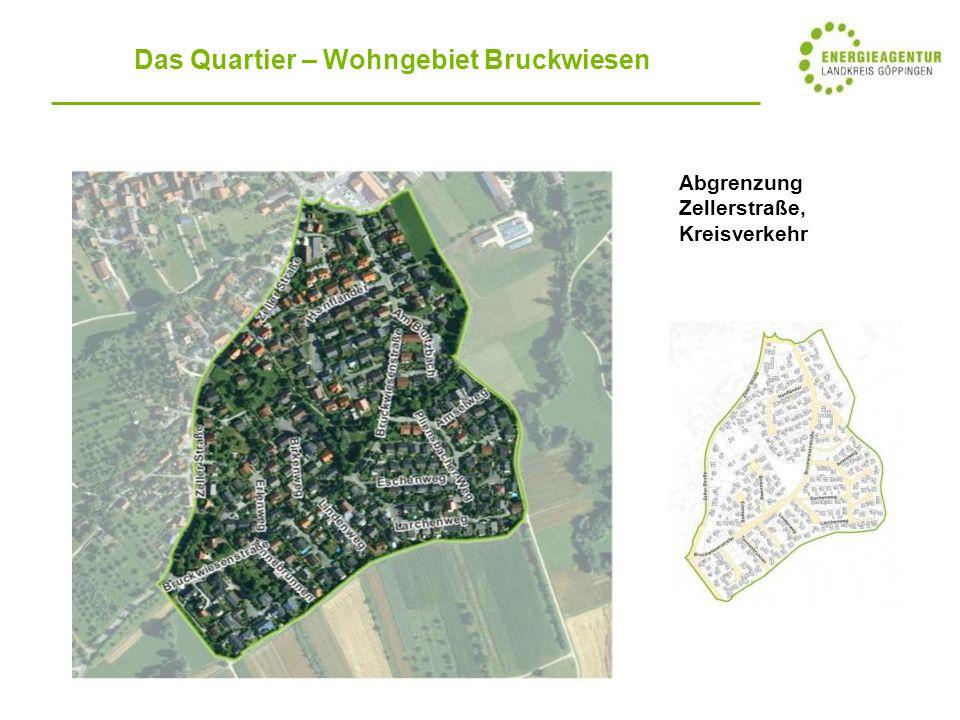 Das Quartier – Wohngebiet Bruckwiesen