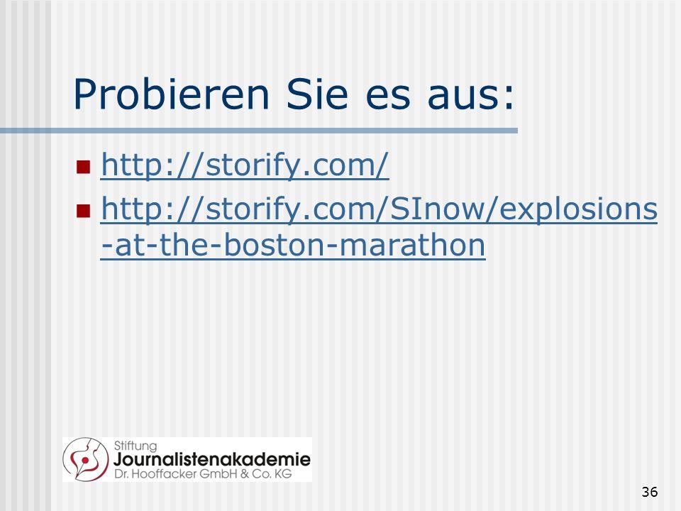 Probieren Sie es aus: http://storify.com/