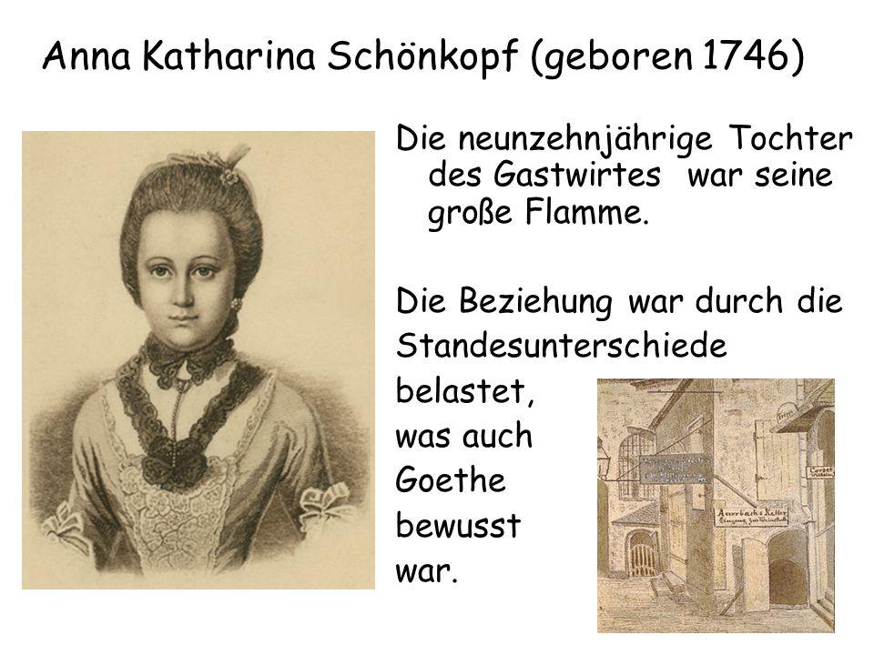 Anna Katharina Schönkopf (geboren 1746)