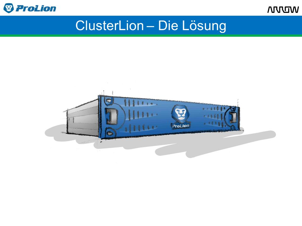 ClusterLion – Die Lösung