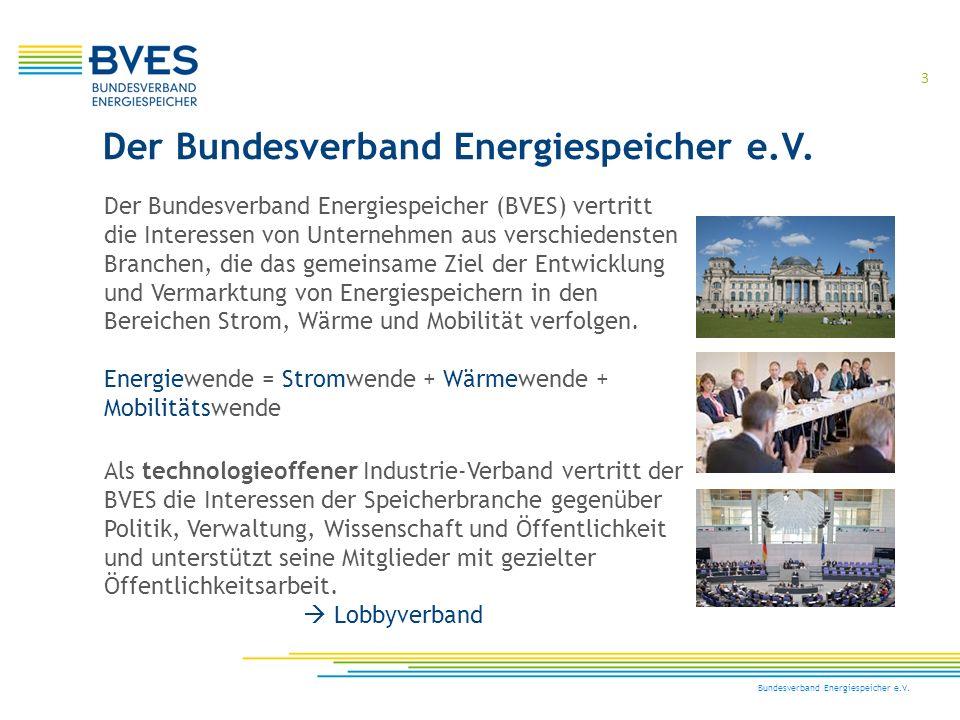 Der Bundesverband Energiespeicher e.V.