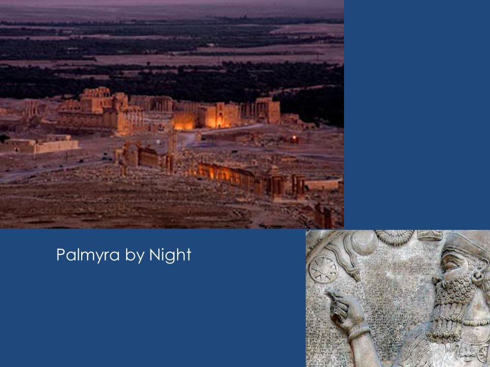 Palmyra by Night