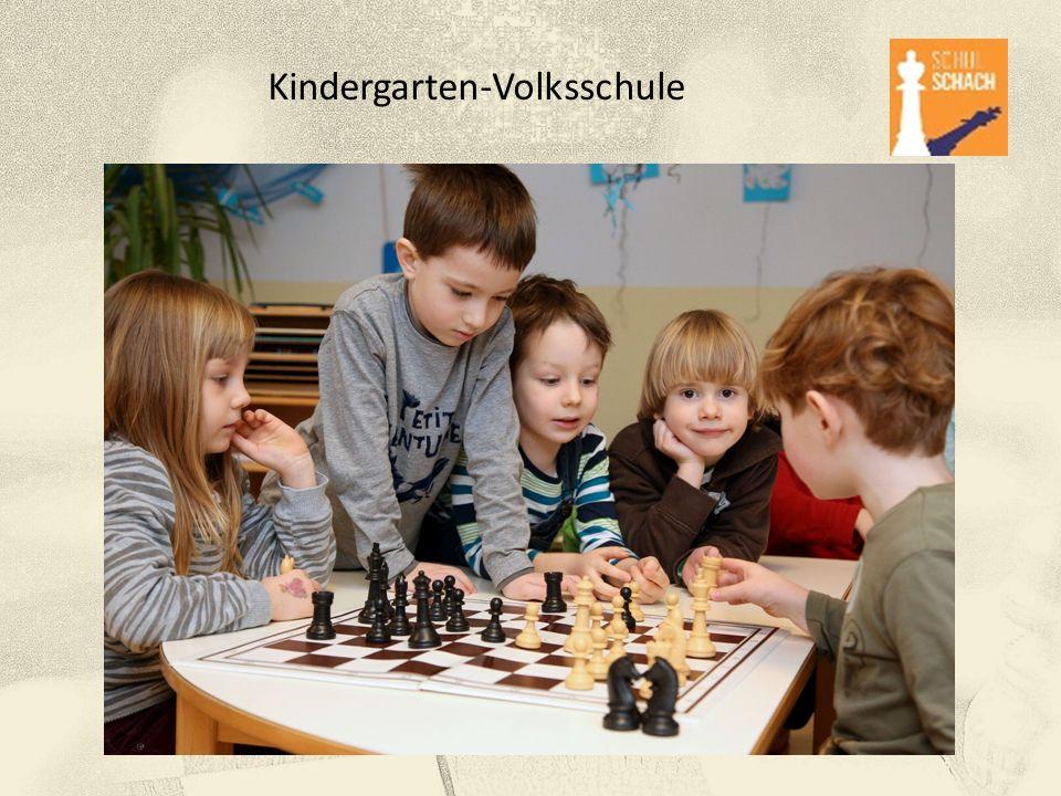 Kindergarten-Volksschule