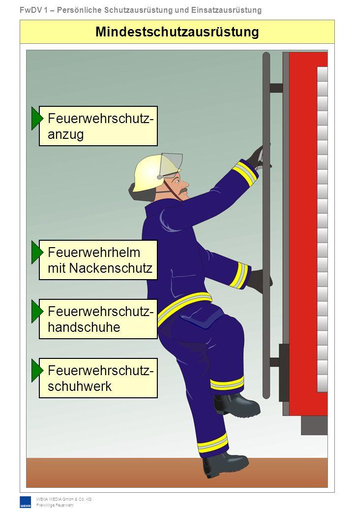 FwDV 1 – Persönliche Schutzausrüstung und Einsatzausrüstung